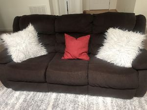 Couch and kitchen table for Sale in Durham, NC