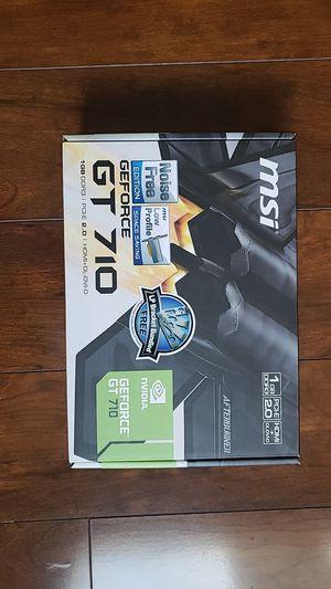 GeForce GT 710 for Sale in Manassas, VA