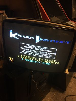 Nintendo killer instinct arcade game board ,flash drive and wiring harness tested works great for Sale in Glenview, IL