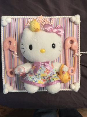 Hello kitty picture album for Sale in New Port Richey, FL