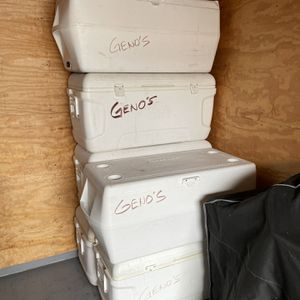Igloo 120 Qt Coolers Excellent Condition $50 Each for Sale in San Diego, CA