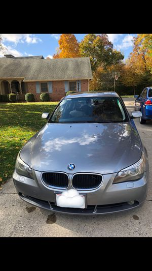 BMW 530i for Sale in UPPER ARLNGTN, OH