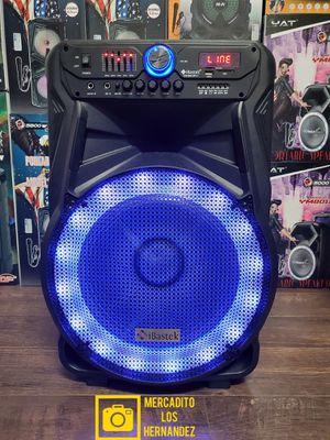 Bluetooth Speaker Wireless Mic 🎤 Super Potente !!! Latest Model GFX EQ Rechargeable 🔋 +++ for Sale in Los Angeles, CA
