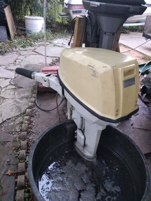 Chrysler sea King 9.9hp outboard motor for Sale in Lanham, MD