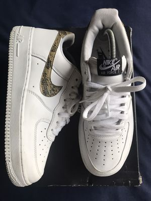 Air Force 1 Ivory Snake for Sale in Diamond Bar, CA