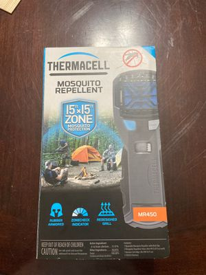 Thermacell Mosquito Repellent ~ Brand New Never Used for Sale in Orlando, FL