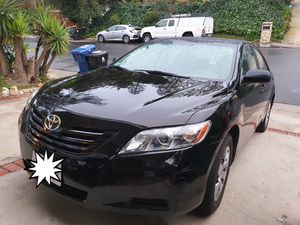 Toyota camry 2007 LE for Sale in Glendale, CA