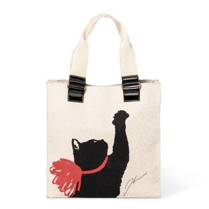 * NWT Jason Wu for Target Milu Print Black Cat Tote Handbag Limited Edition * for Sale in Seattle, WA