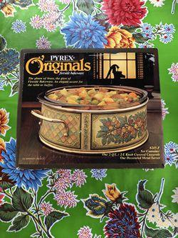 Vintage Pyrex Originals Fireside for Sale in Seattle,  WA
