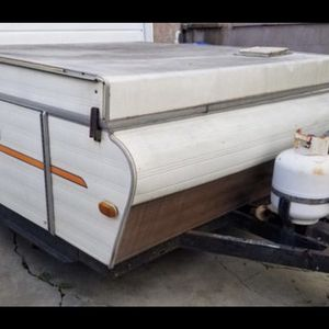 Pop up Trailer SALE or TRADE for Sale in Montclair, CA