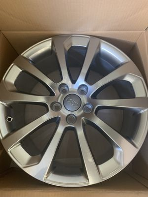 "18"" Audi OEM wheels (set of 4) for Sale in Federal Way, WA"