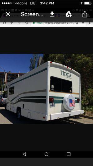 1999 Tioga RV Motorhome Runs Excellent for Sale in San Leandro, CA