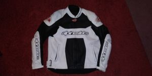 Alpinestars Racing Jacket + Gloves for Sale in Palmdale, CA