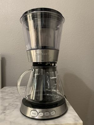 Cuisinart Cold Brew Coffee Maker for Sale in Houston, TX