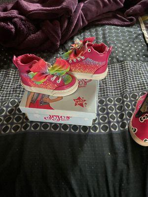 Baby girl sneakers for Sale in Bayonne, NJ