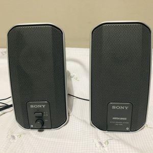 Sony Speakers! Like Brand New! for Sale in Oak Lawn, IL