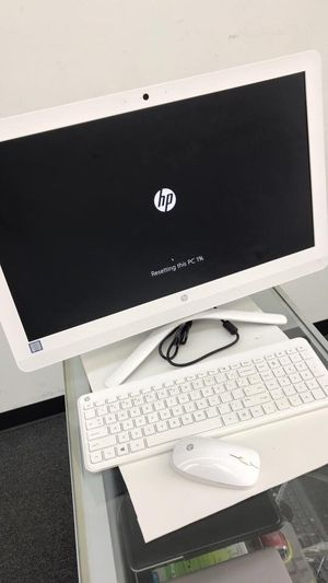 HP all in one for Sale in Dallas, TX