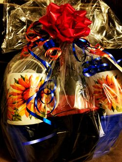 Gift baskets for the kitchen...💚💚💚💚 for Sale in Baltimore,  MD
