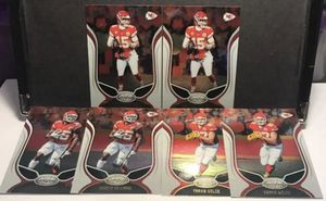 NFL CHIEFS MAHOMES WILLIAMS KELCE AS SHOWN for Sale in Jersey City, NJ