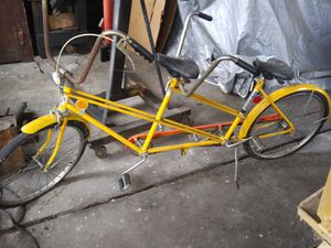 Vintage Huffy 2-seater bicycle for Sale in Knoxville, TN