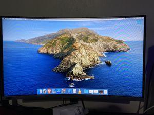 "240hz Samsung 27"" Curved Monitor for Sale in Altamonte Springs, FL"