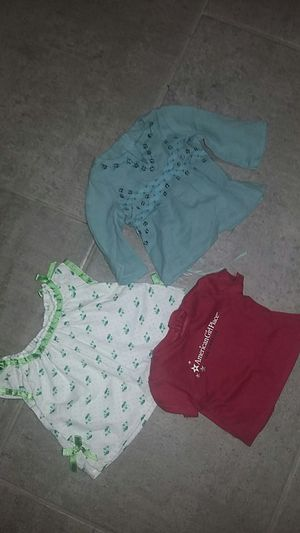 American Girl Doll Shirts Bundle. for Sale in Costa Mesa, CA