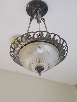 2 Chandeliers and ceiling light fixture for Sale in St. Louis, MO