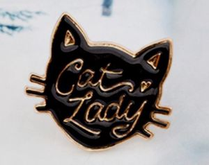 New hipster pin trendy buttons cat lady black cat goth for Sale in Cypress, CA