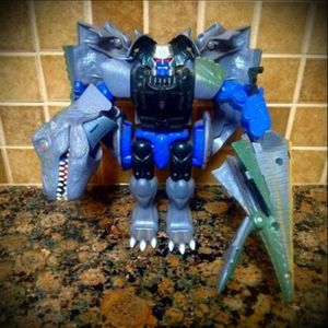 Beast Wars Transformers Megatron 1996 Action Figure for Sale in Chicago, IL