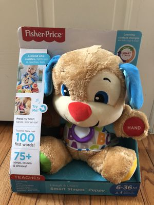 Toy smart stages puppy for Sale in Rockville, MD