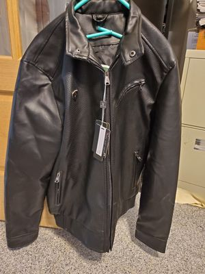 Brand new VG World Collection Leather Jackets for Sale in Matawan, NJ