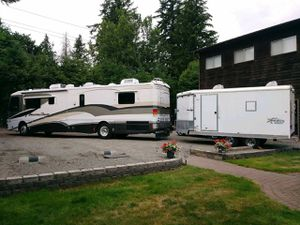 Enclosed Trailer/Toy Hauler for Sale in Kent, WA