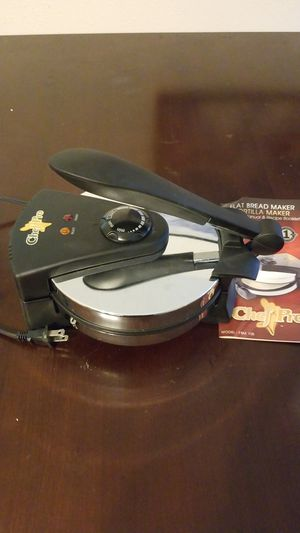 Chef Pro Tortilla Maker for Sale in Seabrook, TX