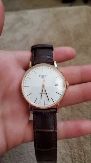 Tissot Men's Swiss Automatic Everytime Swissmatic for Sale in Gahanna, OH