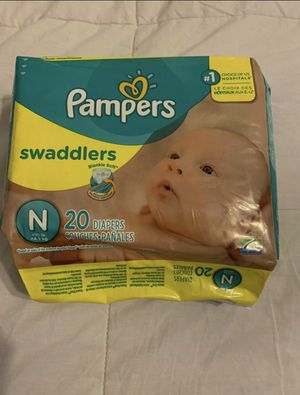 Diapers new born for Sale in Chula Vista, CA