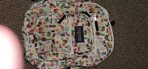Jansport Backpack 5Pockets $2 for Sale in Sacramento, CA