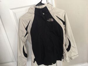 North Face (water proof) rain jacket $13 for Sale in Herndon, VA