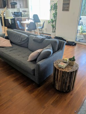 Geometric Wood End Table for Sale in Los Angeles, CA