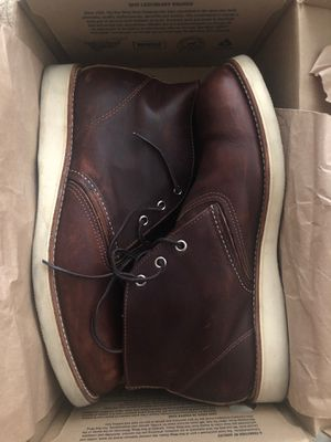 Redwing Boot Men's Chukka for Sale in Los Angeles, CA
