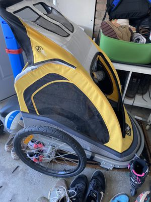 Via Velo bike trailer for Sale in Sandy, UT
