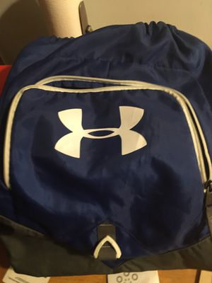Under armor backpack for Sale in Ansonia, CT