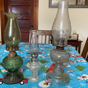 Oil Lamps for Sale in Canajoharie, NY