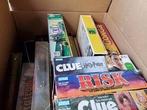 Board Games, for Sale in Davie, FL