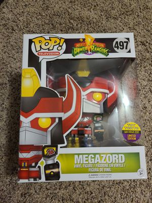 Power ranges megazord pop for Sale in Chula Vista, CA