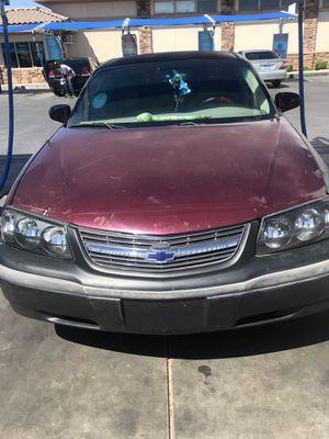 2003 Chevrolet Impala for Sale in Las Vegas, NV