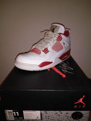 Retro Air Jordan 4 'Alternate 89' sz:11 for Sale in Bloomington, IL