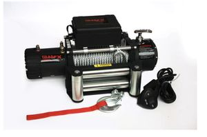 TrailFX W10B Electric Winch TFX 94' Steel cable / 10,000lb for Sale in Ontario, CA