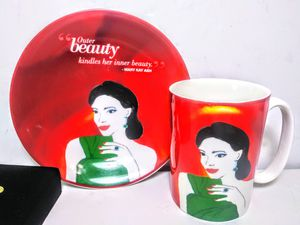 Mary Kay Beauty Mug Saucer Set for Sale in Dallas, TX