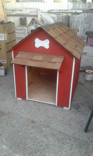 New big dog house for a German shepherd or same size for Sale in Los Angeles, CA