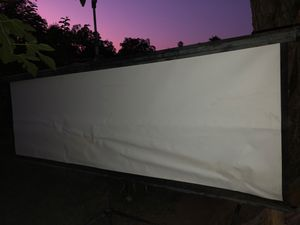Projector Screen for Sale in Fresno, CA